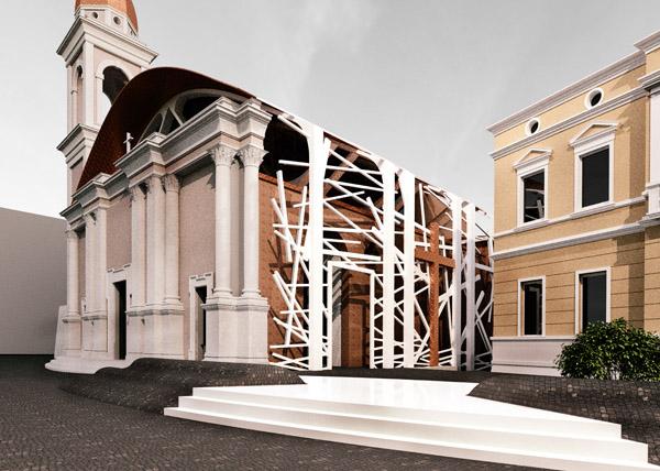 Concorso di idee moglia lorenzo spinazzi architetto - Architetto mantova ...